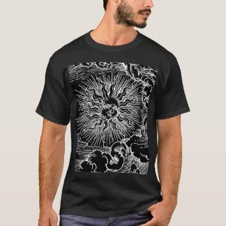 Camiseta Astrología Sun y luna de Albrecht Durer