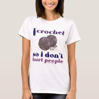 Camiseta Astuto crochet