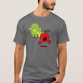 Camiseta ¡Ataque androide!