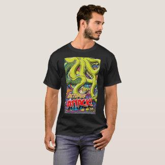 Camiseta Ataque del pulpo