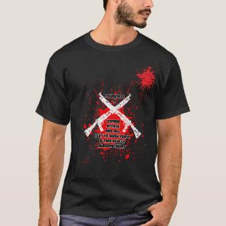 Camiseta ataque del zombi