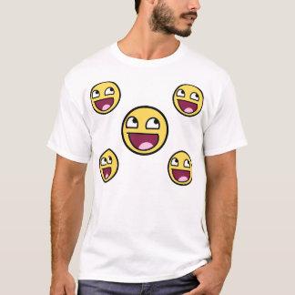 Camiseta Ataque impresionante