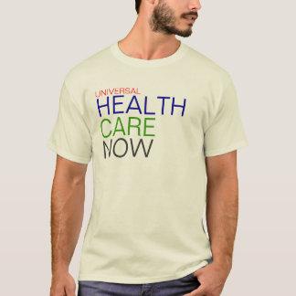 Camiseta Atención sanitaria universal ahora