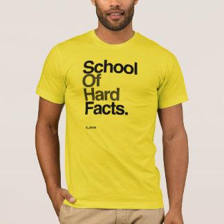 Camiseta Ateo - escuela de hechos duros