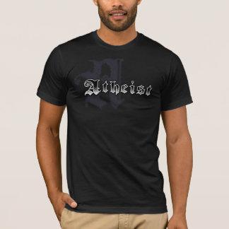 Camiseta Ateo - viejo inglés