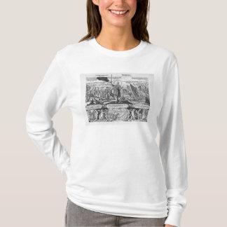 Camiseta Aterrizaje de Gustavus Adolphus en Stralsund en