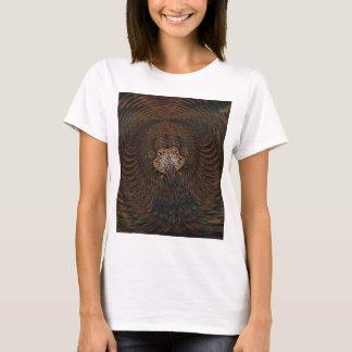 Camiseta Átomo psicodélico