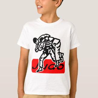 Camiseta attaque del judo