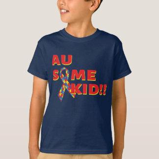 Camiseta Au algún niño