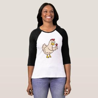 Camiseta Au Vin de Coq
