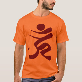 Camiseta Aum sánscrito