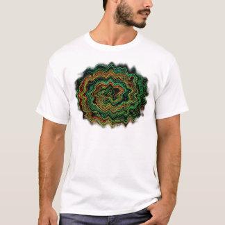 Camiseta Aurora boreal eléctrica