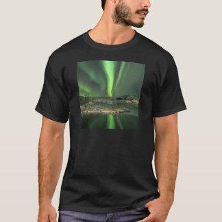 Camiseta Aurora Borealis Islandia