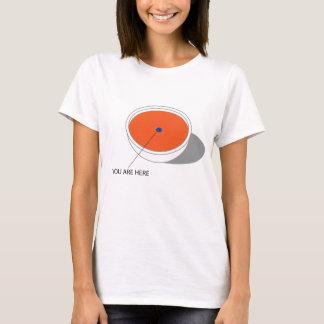 Camiseta Austin - arándano en la sopa del tomate
