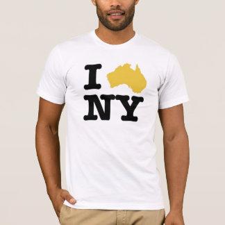 Camiseta Australia x Nueva York