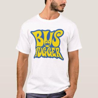Camiseta Autobús Hugger de CPT con el texto amarillo