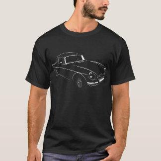 Camiseta Automóvil descubierto clásico del Mgb