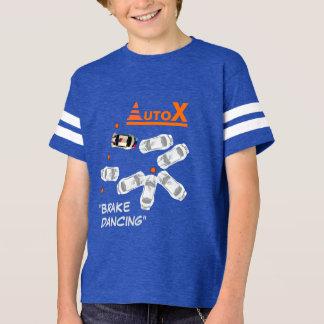 Camiseta AUTOX-Blanco
