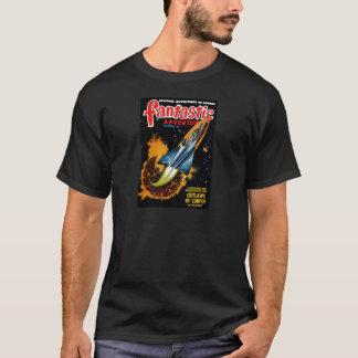 Camiseta Aventuras fantásticas - proscritos de la