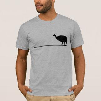 Camiseta Aves de Guinea - frente solamente