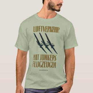 Camiseta Aviación alemana - 1919 Junkers