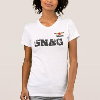 Camiseta Aviador naval Groupy del Gancho-Estudiante