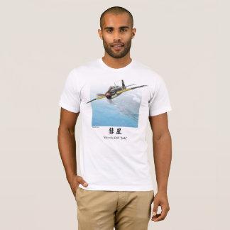 "Camiseta Aviation Art T-shirt ""Yokosuka D4Y  Judy"""
