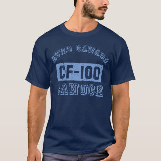 Camiseta Avión de combate de Avro Canadá Canuck