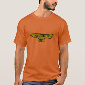 Camiseta Aviones de Fairchild