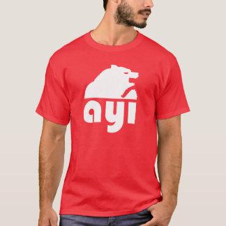 Camiseta (Ayı) oso turco de S