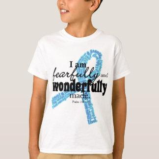 Camiseta Ayuda Blue Ribbon