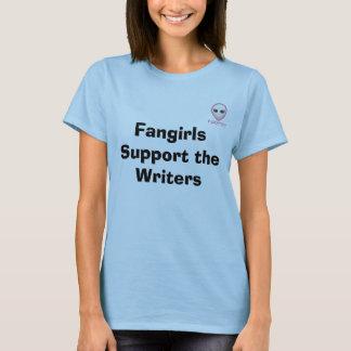 Camiseta Ayuda de FADPOV Fangirls los escritores