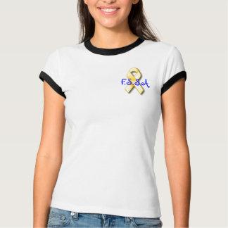 Camiseta Ayuda y conciencia caidas del soldado