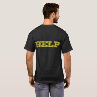 Camiseta Ayudante del día de fiesta