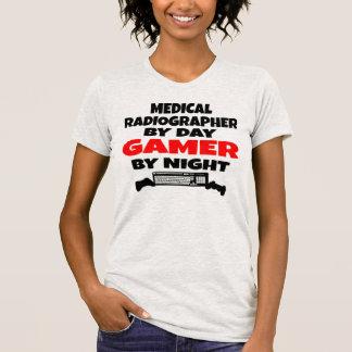 Camiseta Ayudante radiólogo médico del videojugador