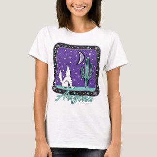 Camiseta AZ-Coyote