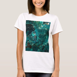 Camiseta Azúcar agrietado del trullo