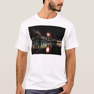 Camiseta Azúcar Baltimore del dominó en la noche