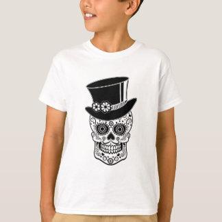 Camiseta Azúcar Skull-01 del caballero