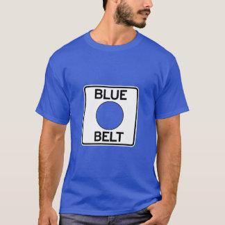 Camiseta azul de la correa de Pittsburgh