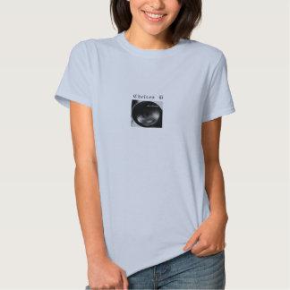 Camiseta azul de las señoras Chelsea H