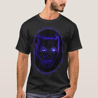 Camiseta azul de neón 2 de Emo