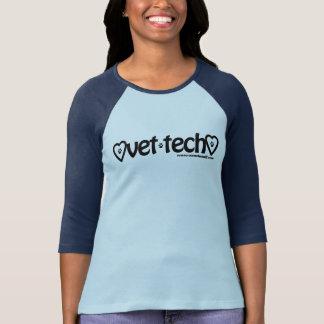 Camiseta azules cielos largos de la manga/camiseta azul de