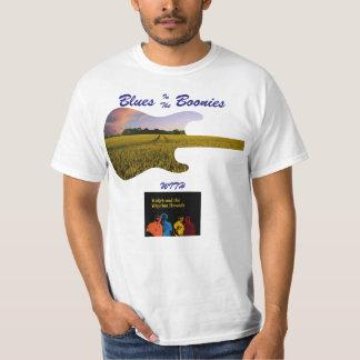 Camiseta Azules en el Boonies 2017 #2