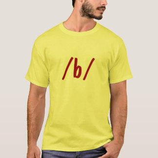 Camiseta /b/