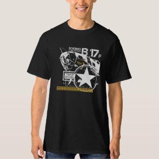 Camiseta B-17 F Flying Fortress