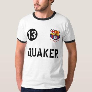 Camiseta B.S.C retro 1985 con número