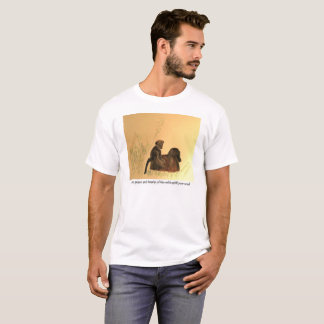 Camiseta Babuinos del bebé de la madre - la fauna Monkeys a
