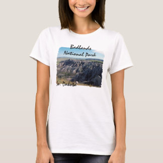 Camiseta Badlands, Dakota del Sur