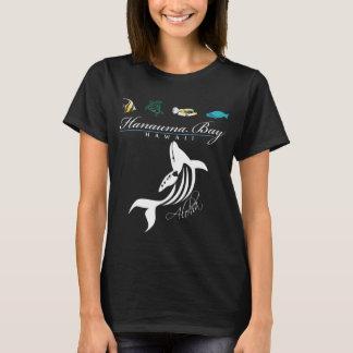 Camiseta Bahía Hawaii de Hanauma de la hawaiana
